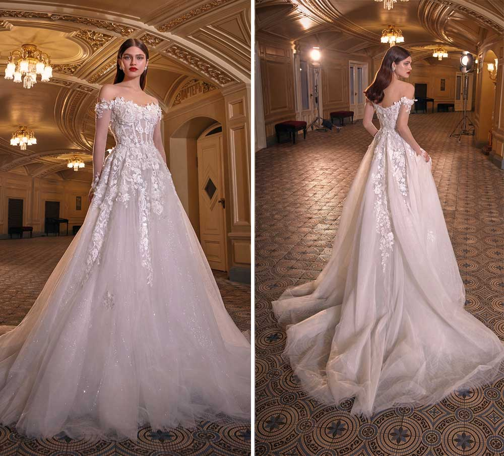 Abiti Da Sposa Galia Lahav.Wedding Dresses 2020 New Trends Wedluxitaly