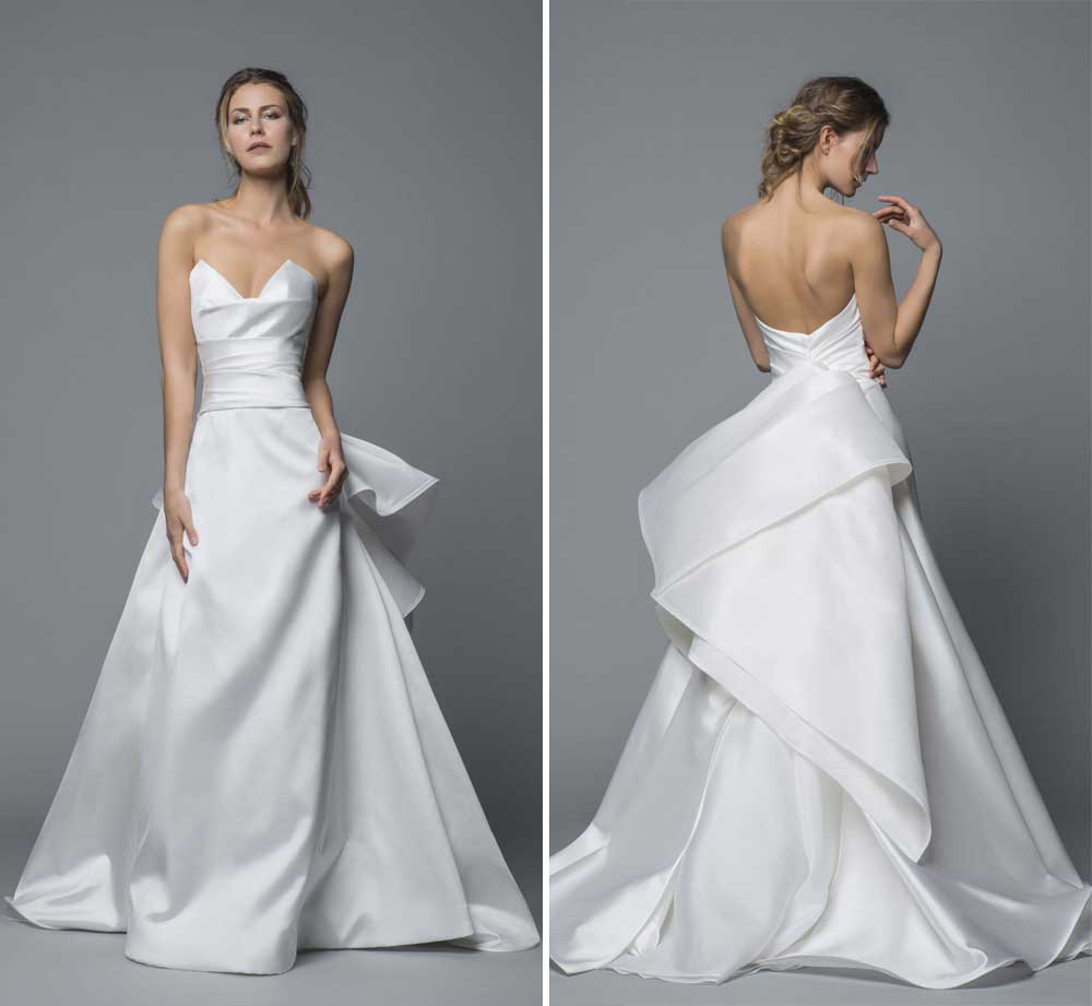Abiti Da Sposa Riva.Wedding Dresses 2020 New Trends Wedluxitaly