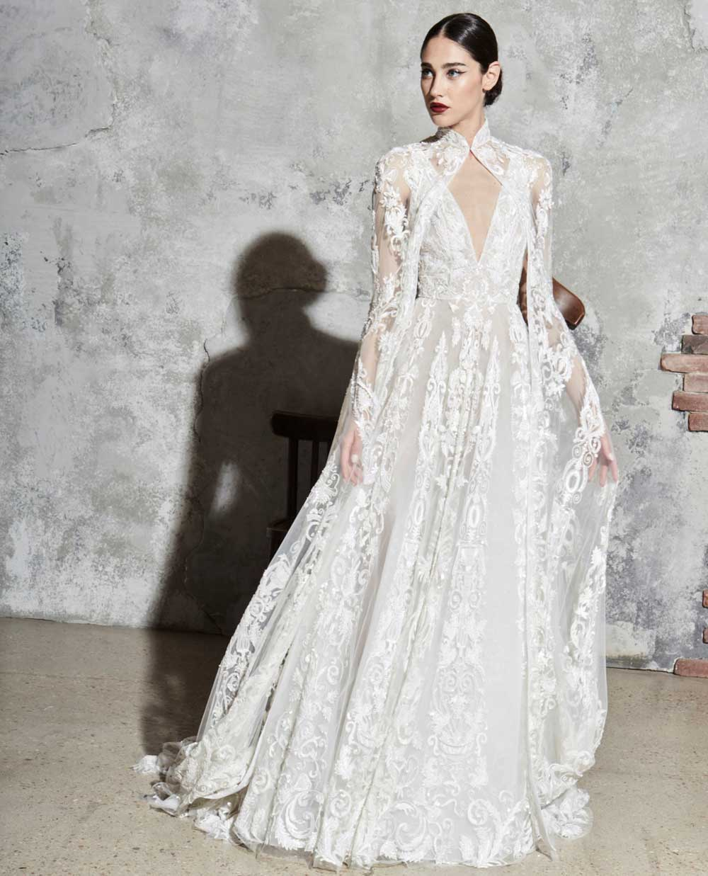 Vestiti Da Sposa Zuhair Murad.Wedding Dresses 2020 New Trends Wedluxitaly