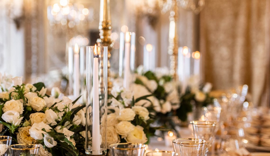 FLOWERDESIGN: HOW TO MAKE YOUR WEDDING EXCLUSIVE AND UNIQUE!