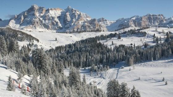 Val Badia. Le Dolomiti slow della neve perfetta - Repubblica.it