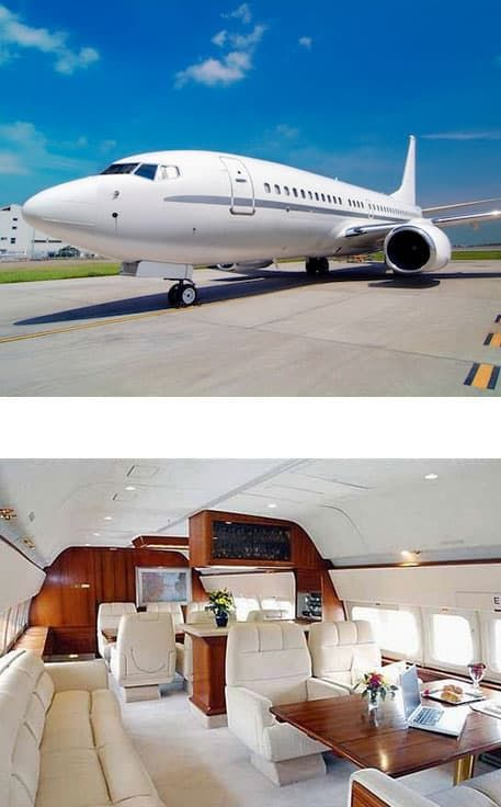 10 of The Most Expensive Private Jets in the World - Aircraft Compare