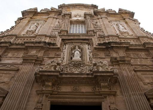 Cattedrale di sant'Agata a Gallipoli - blog finestrasulsalento