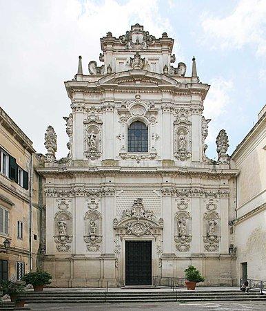 Chiesa del Carmine (Lecce) - Tripadvisor