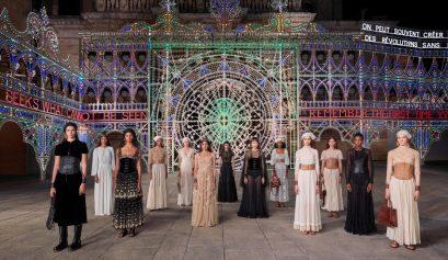 Dior, finalmente a Lecce. La Cruise 2021 senza pubblico è straordinaria celebrazione delle tradizioni del luogo